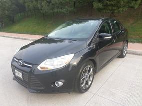 Ford Focus Se Plus Automatico, Piel, Quemacocos, Impecable