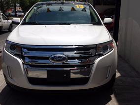 Ford Edge 2013 Limited 1 Dueño Factura Original