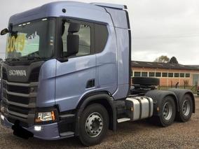 Scania R500 6x4 2019 (oportunidade Primeiro Caminhão )