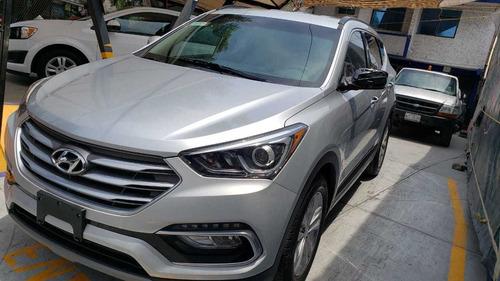 Imagen 1 de 15 de Hyundai Santa Fe 2018 2.0 Sport L Automatica 5 Pasajeros