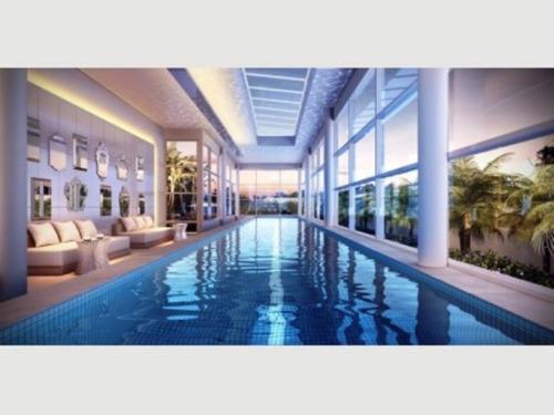 Imagem 1 de 5 de Apartamento-são Paulo-brooklin Paulista   Ref.: Reo174524 - Reo174524