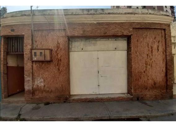 Local Comercial Con Casa En El Centro De Maracay C/negro Primero
