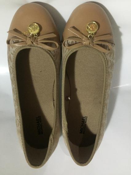 Zapatos Mk Michael Kors Originales Flats