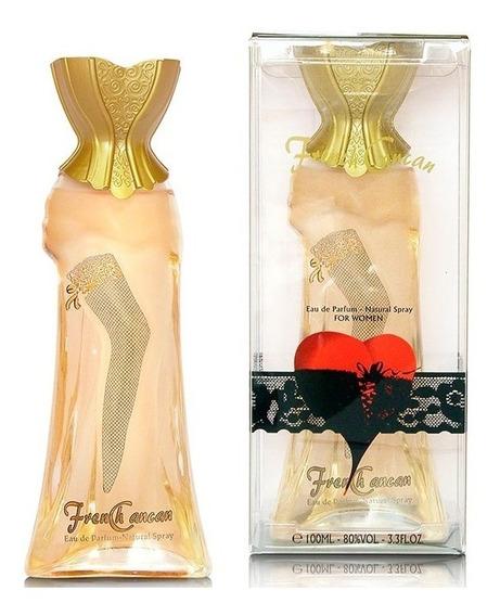 Perfume French Cancan New Brand Feminino 100ml Barato