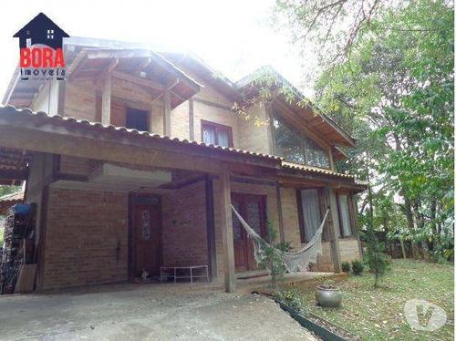 Casa Residencial Para Venda E Locação, Serra Da Cantareira, Mairiporã. - Ca0264