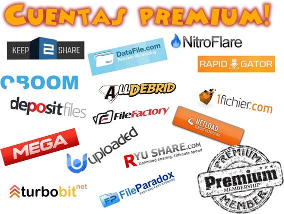 Arma Tu Paquete Premium! Mega, Uploaded, Rapidgator, Etc...