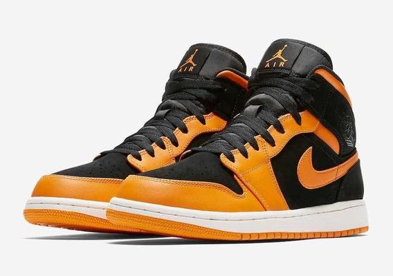 Nike Jordan 1 Mid Orange