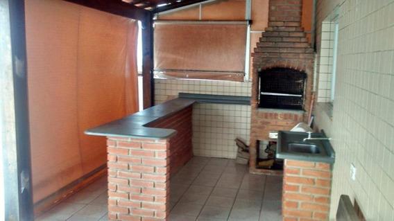 Flat Em Vila Guilhermina, Praia Grande/sp De 30m² Para Locação R$ 1.000,00/mes - Fl301716