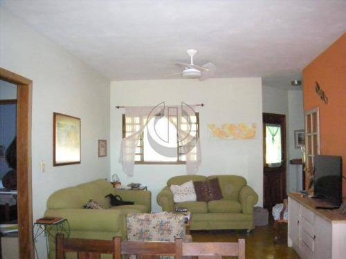 Chácara À Venda Em Village Campinas - Ch000409