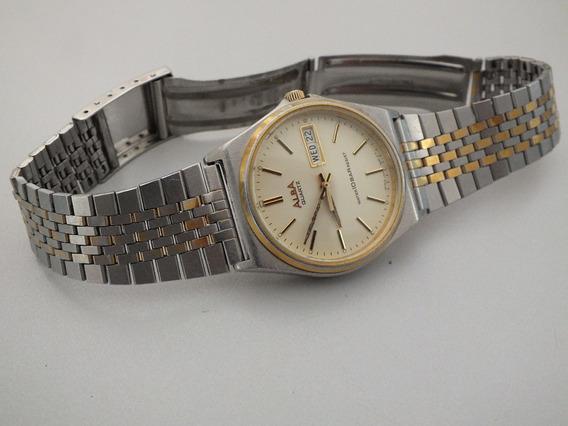 Relógio Masculino Alba (seiko) Usado Retro
