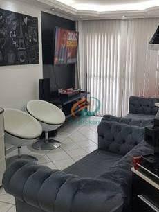 Imagem 1 de 20 de Apartamento Com 3 Dormitórios À Venda, 90 M² Por R$ 460.000,00 - Vila Rosália - Guarulhos/sp - Ap1252