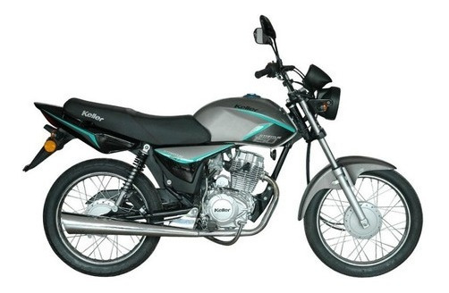 Keller Stratus 150cc Full Ad - Motozuni Longchamps