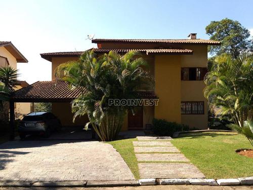 Casa Em Condomínio Na Granja Viana. - Ca17083