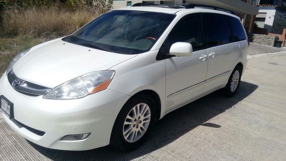 Toyota Sienna Xle Piel Limited Qc Dvd At 2010