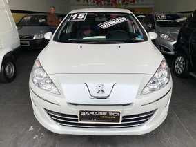 Peugeot 408 2.0 Allure 16v Automatico 6 Marchas