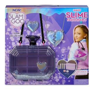 Slime Glam Goo Deluxe Fashion Accesorios De Lujo Fabrica Lab