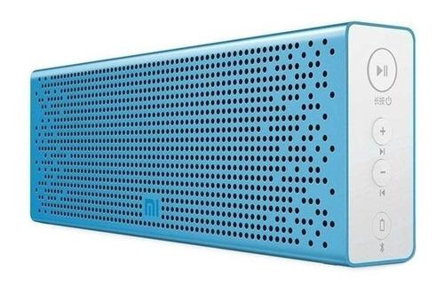 Caixa de som Xiaomi Mi Bluetooth Speaker portátil blue