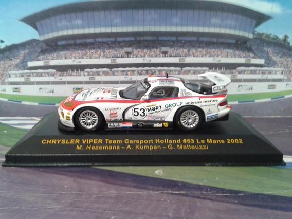 Ixo 1:43 Chrysler Viper Team Carsport Holland #53 Le Mans
