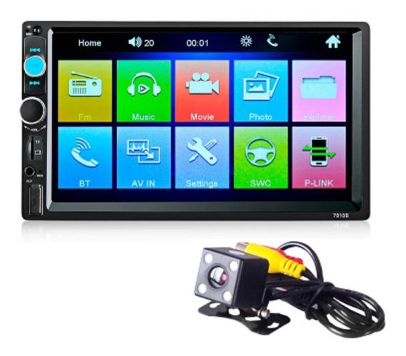 Autoestéreos Mirrorlink 7010b 7 Inch Touch Camara Reversa