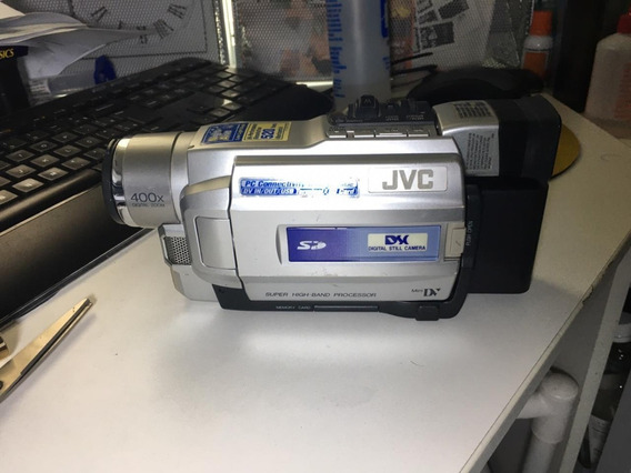Filmadora Mini-dv Jvc Gr-dvl815 - No Estado