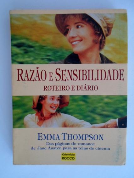 Razão E Sensibilidade - Roteiro E Diário, De Emma Thompson