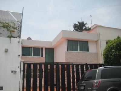 Linda Casa En Zona Residencial Paseos De Taxqueña.