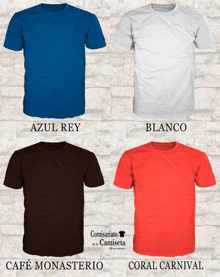 Camisetas 100% Algodón Al Por Mayor Y Menor