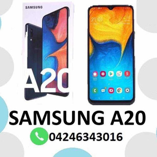 Samsung Galaxy A20 Somos Tienda Física