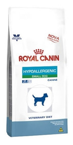 Ração Royal Canin Hypoallergenic Small Dog 2kg