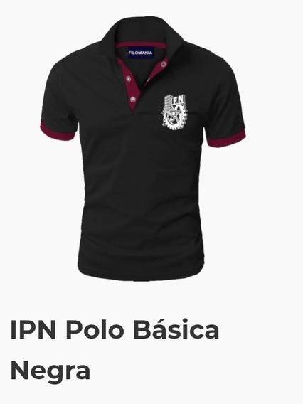 Ipn Playera Polo