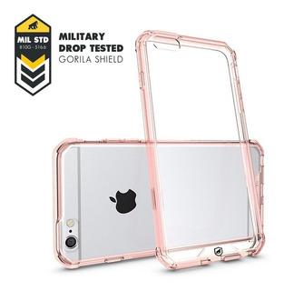 Capa Ultra Slim Air Rosa P/ iPhone 6 Plus - Gorila Shield