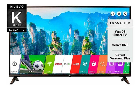 Smart Tv Lg 43 43lk5700