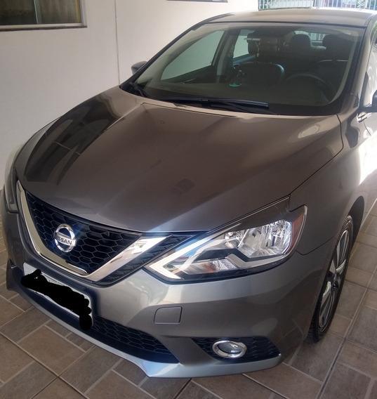 Nissan Sentra 2.0 Sv Flex Aut. 4p 2017