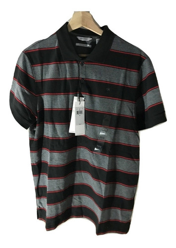 Chomba Polo Calvin Klein Importada Algodón Edicion Limitada
