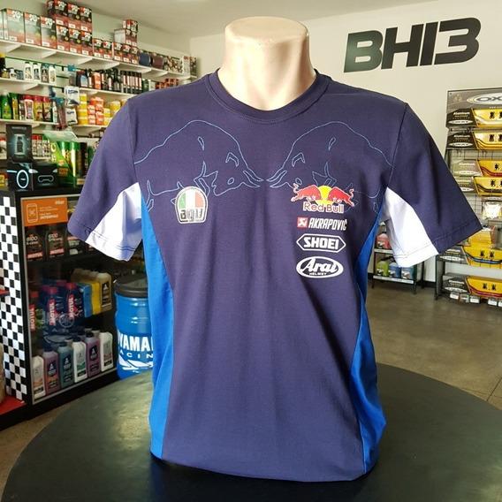 Camisa Red Bull Sport Racing Camiseta Algodão Ref.273
