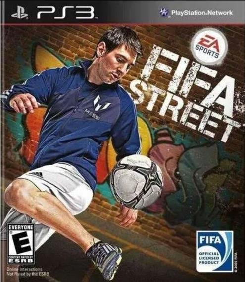 Fifa Street Ea Sports Ps3 Playstation 3 Comprar