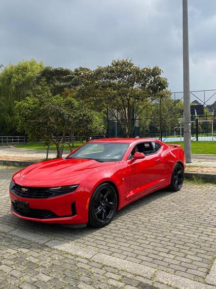 Chevrolet Camaro Rs 2020 Rojo 3.6 Lt V6 Igual A Nuevo 335 Hp