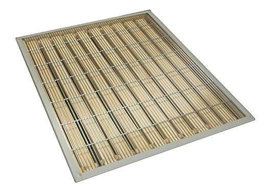 XCLUDER 162942 Garage Door Rodent Shield 2 Door Kit Pack of Stainless Steel