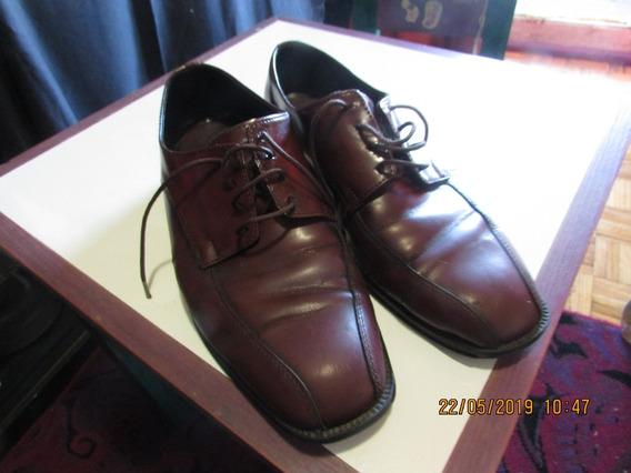 Zapatos De Vestir De Cuero Para Hombre Numero 44