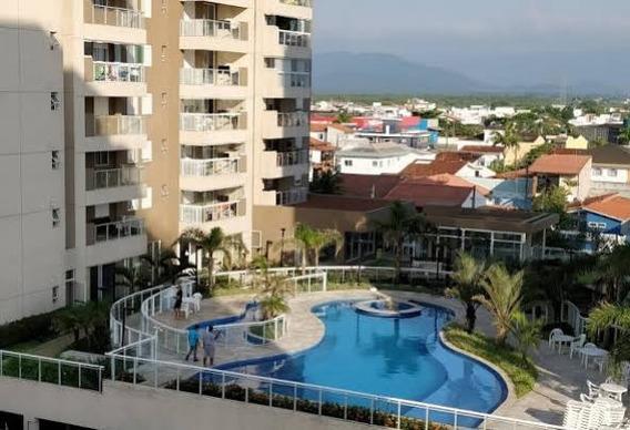 Apartamento À Venda Resort, Decorado, Ref. C1375 S