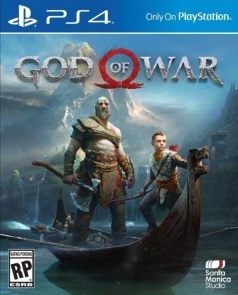 God Of War Ps4 Dublado Em Portugues