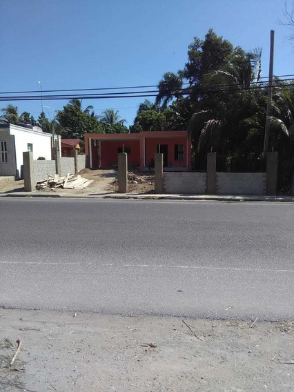 Vendo Casa En Jaibon Laguna Salada
