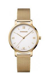 Relógio Feminino Suíco Wenger Metropolitan Donnissima C/ Nf