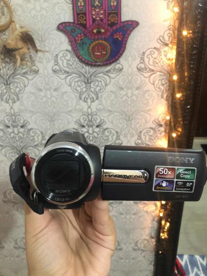 Filmadora Sony Handcam Dcr-sx20
