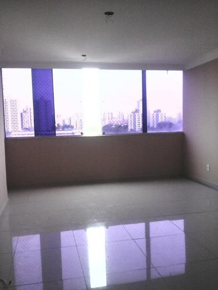 Apartamento Com 3 Dormitórios, Sendo 2 Suites, Para Alugar, 119 M² Por R$ 1.000 - Lagoa Nova - Natal/rn - Ap0042