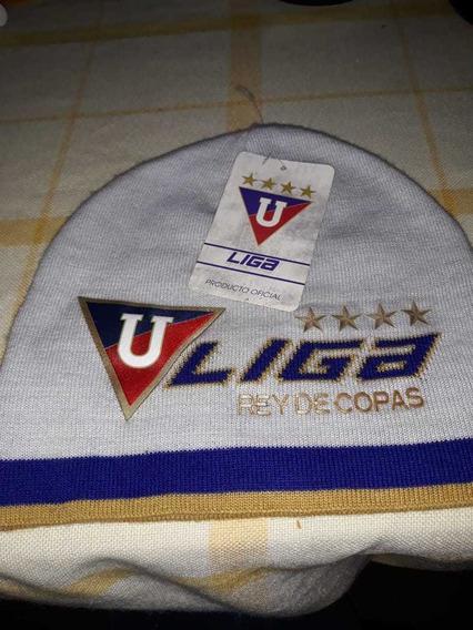 Gorro De Liga Deportiva Universitaria