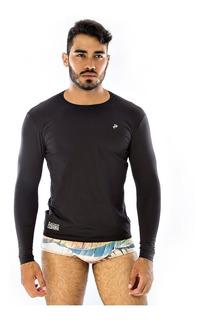 Kit 3 Camisas Masculina Para Pesca Térmicas Proteção Uv