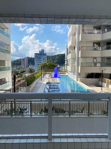 Apartamento Com 2 Dorms, Boqueirão, Praia Grande - V402