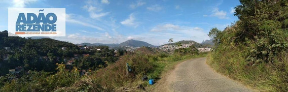 Terreno Residencial À Venda, Quinta Da Barra, Teresópolis. - Te0045