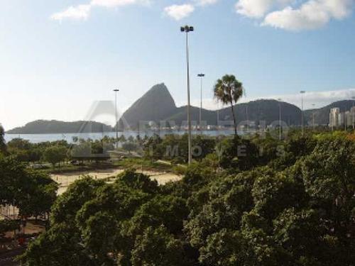 Imagem 1 de 23 de Apartamento À Venda, 4 Quartos, 1 Suíte, 1 Vaga, Flamengo - Rio De Janeiro/rj - 18822